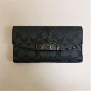 COACH Soho Flap Wallet NWT